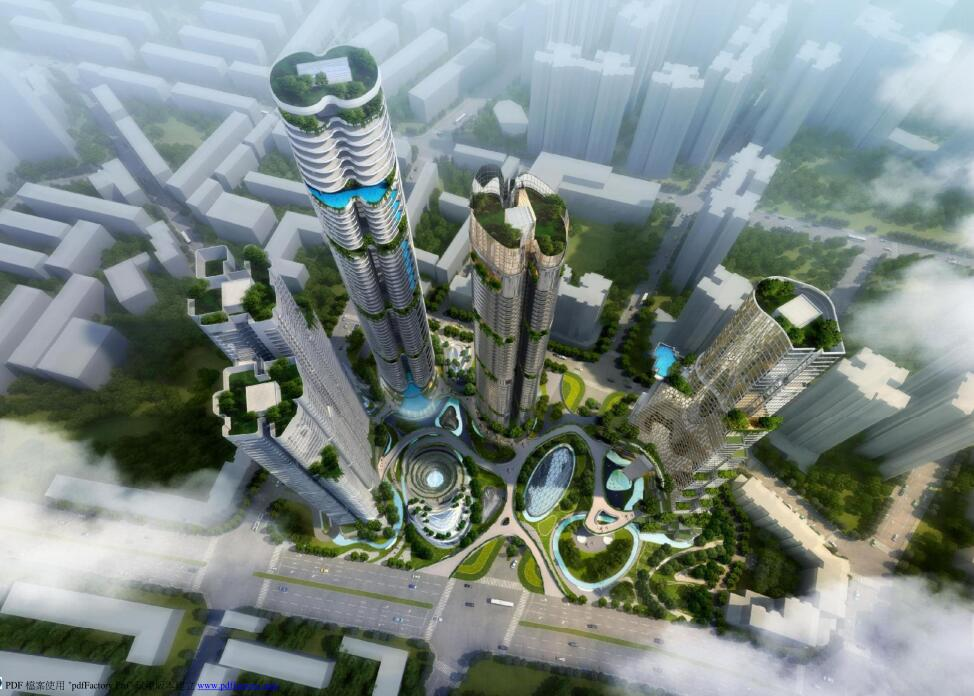 [四川]现代风格住宅建筑概念规划及单体方案(柏涛设计|PDF+182页)