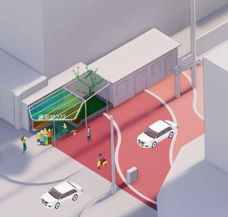 什么限制想象力?其实街道设计还能这么干!_14