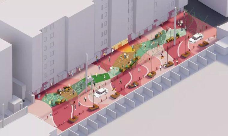 什么限制想象力?其实街道设计还能这么干!_11