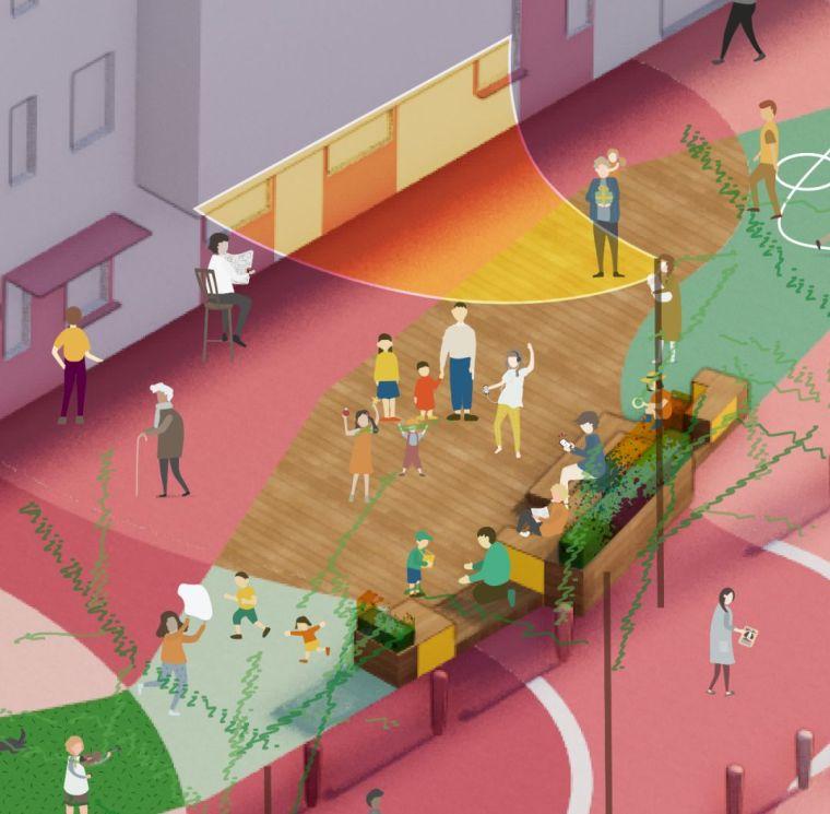 什么限制想象力?其实街道设计还能这么干!_12