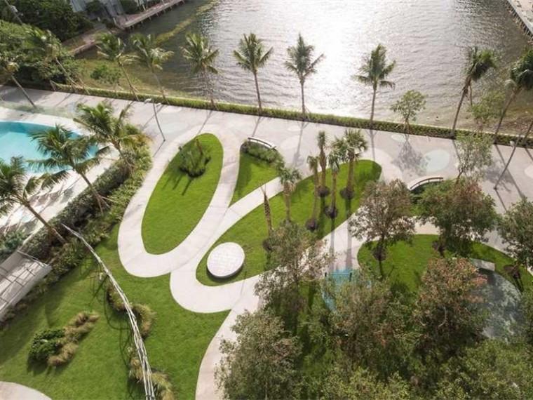 迈阿密滨水区公园