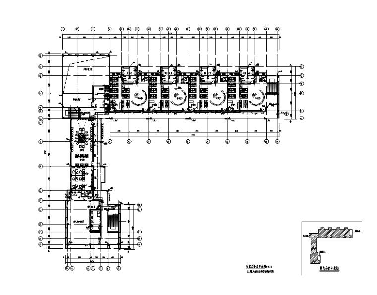 杭州红旗幼儿园给排水设计施工图
