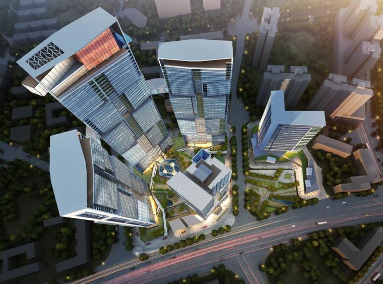 [四川]超高层建筑现代风格豪宅建筑概念规划及单体方案(UA国际设计|PDF+208页)