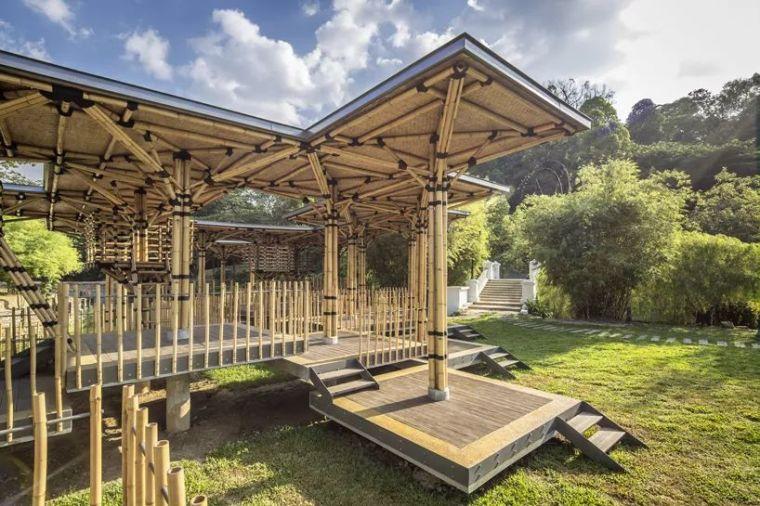 竹建筑·编织工艺之美