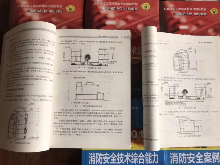 注册消防工程师专区丨建筑防火间距、疏散宽度等四大计算类型详解