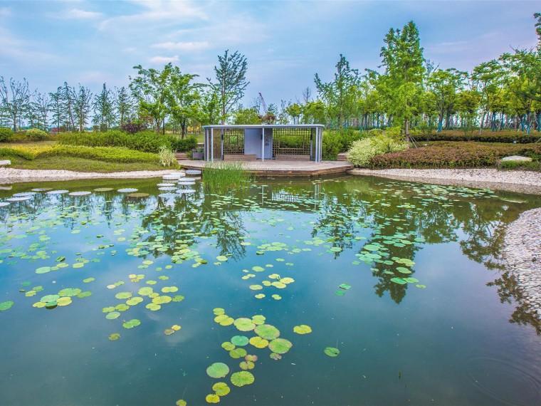 扬州廖家沟城市中央公园