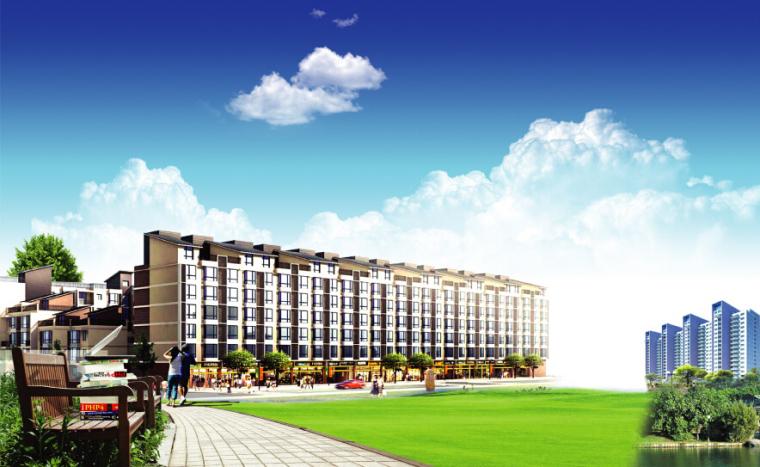 房地产大型楼盘典型案例分析(图文)