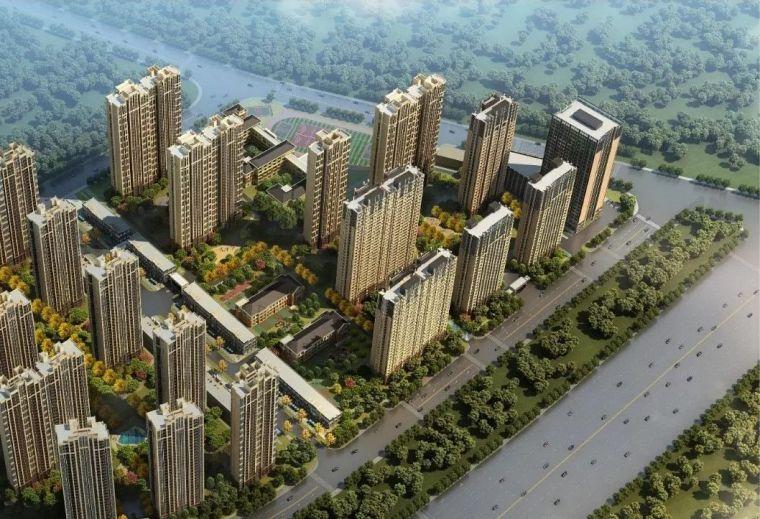 中铁十八局郑州富田城项目BIM应用,这样省钱又省力