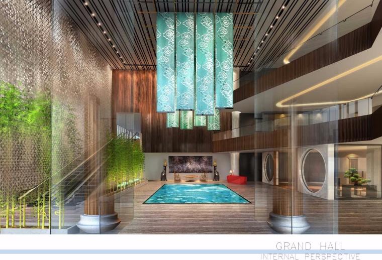 HBA--中国特色顶级酒店品牌上海诺金酒店概念设计方案