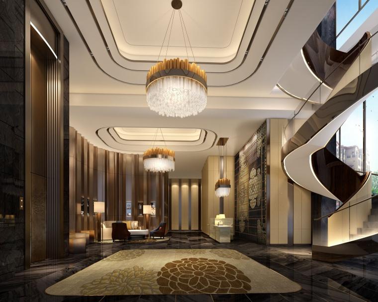 CCD-北京东坝恒大华府豪宅区地下会所设计方案+效果图丨PDF+JPG丨27P