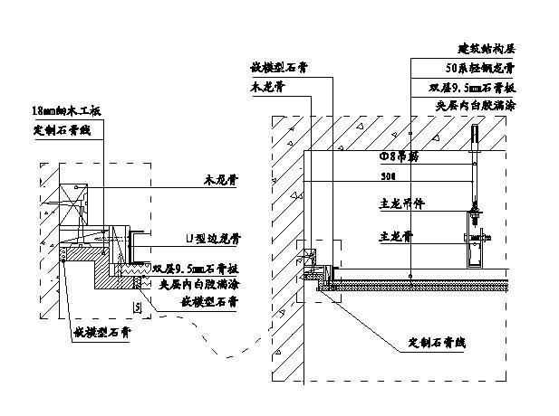 精装修工程细部节点构造施工示意图,就是这么全!_61