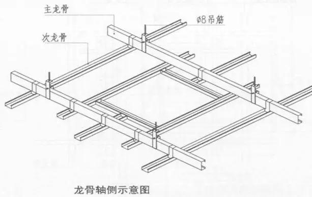 精装修工程细部节点构造施工示意图,就是这么全!_66