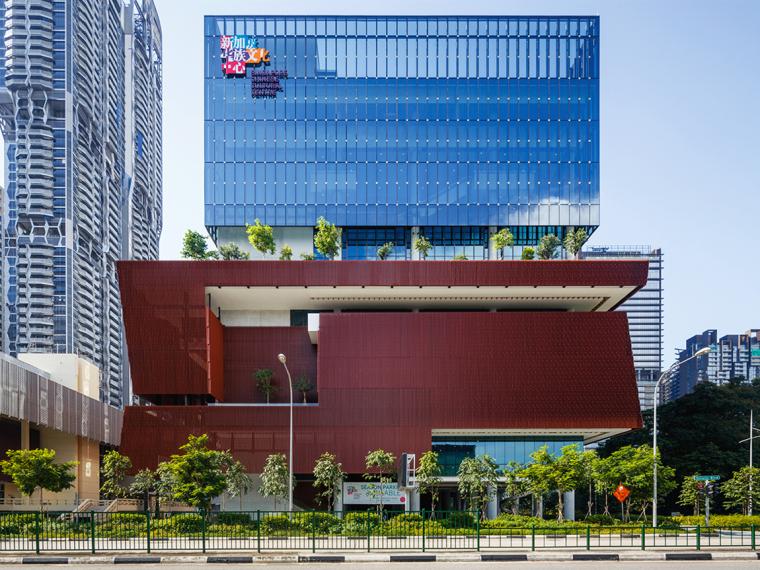 新加坡中国文化中心