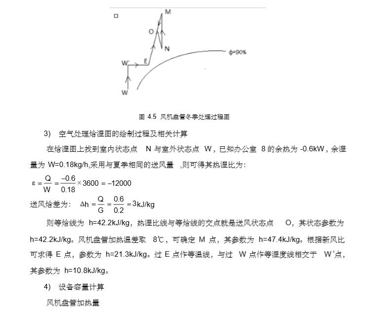 上海办公楼空调系统设计(2018本科毕设)
