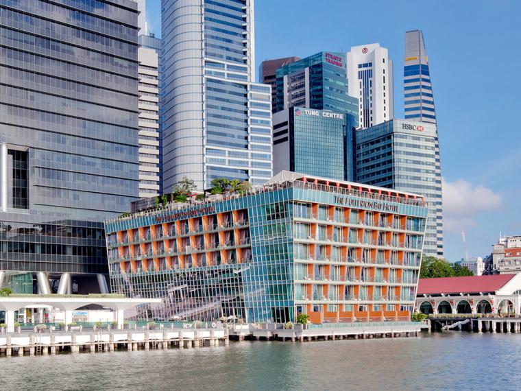 新加坡浮尔顿湾酒店