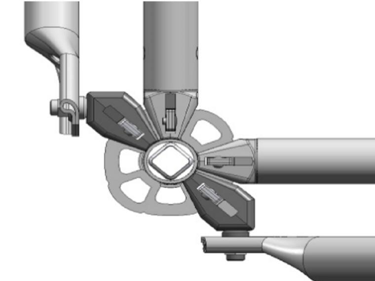 承插型盘扣式钢管支架落地外脚手架施工方案(2016年)