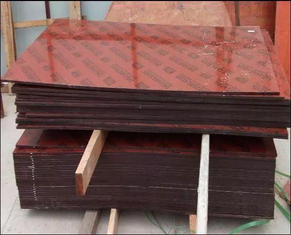 模板工程标准化管理作业指导书,详细施工过程做法照片!