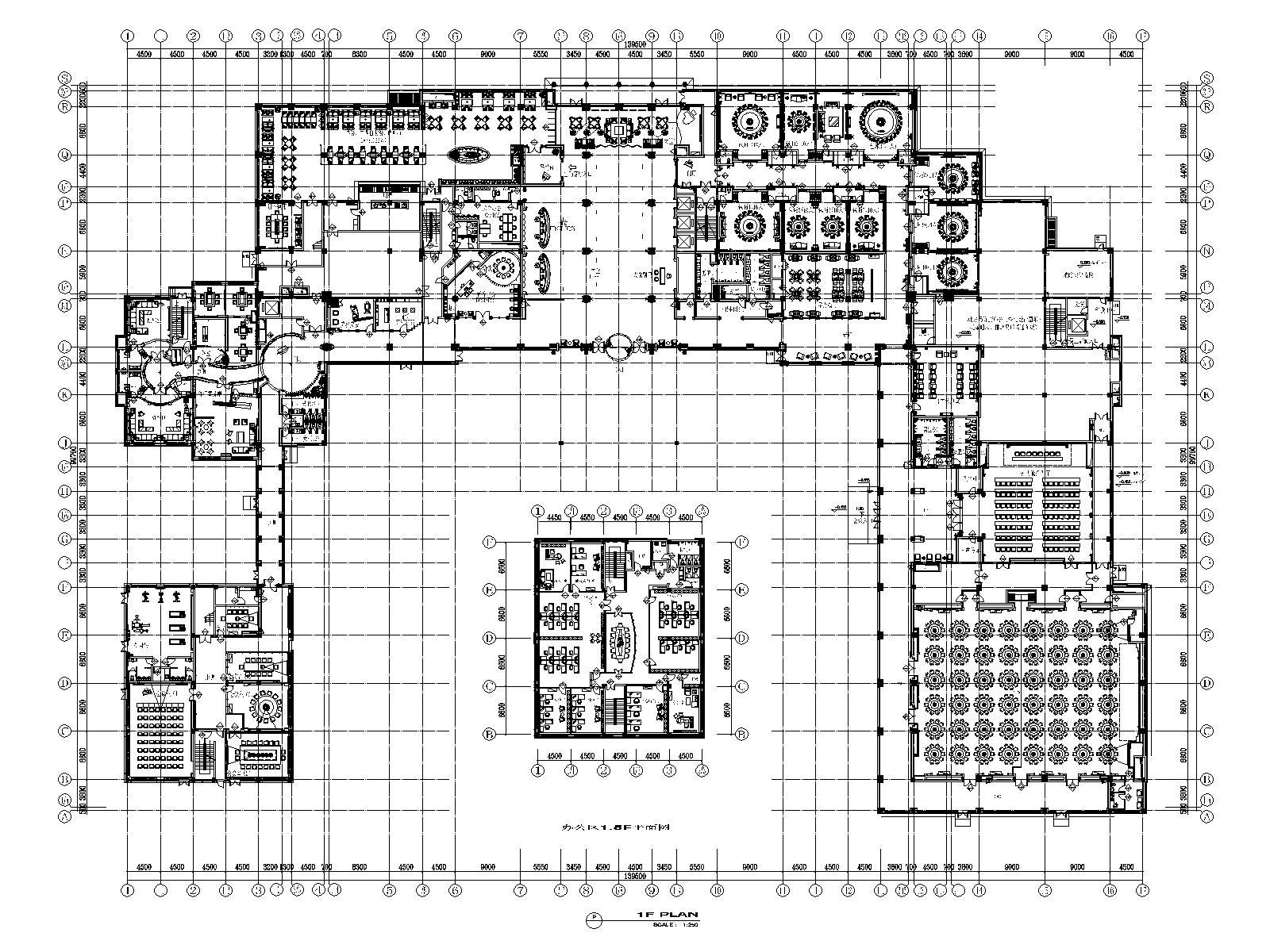 [苏州]金螳螂-独墅湖高教区专家公寓二期全套施工图设计