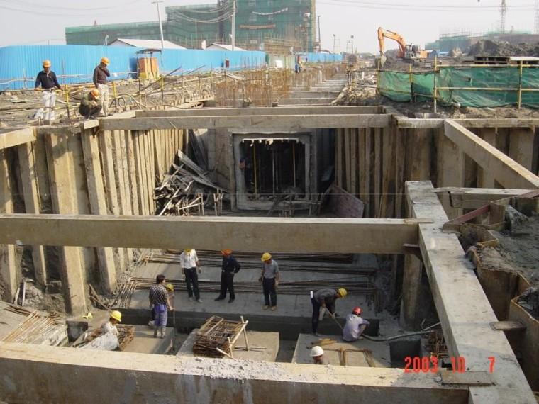 城市综合管廊规划设计及施工运营管理