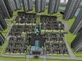 [湖南]长沙梅溪湖新亚洲风格高层+别墅轻奢豪宅建筑设计
