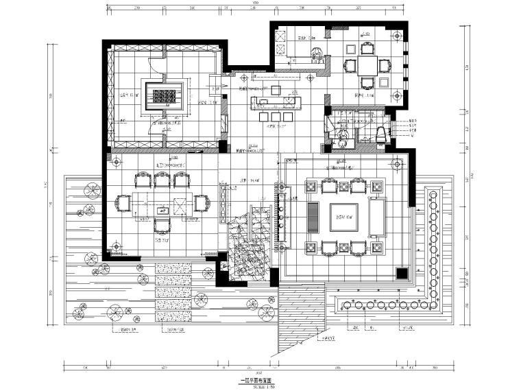 [福建]品川-莆田新日度假酒店丨公区+客房CAD施工图