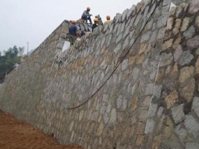 贾家沟下游河道治理工程施工组织设计
