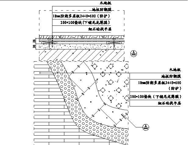 精装修工程细部节点构造施工示意图,就是这么全!_16