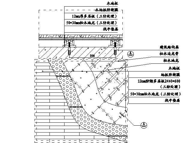 精装修工程细部节点构造施工示意图,就是这么全!_17