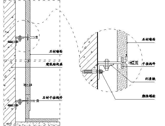 精装修工程细部节点构造施工示意图,就是这么全!_23
