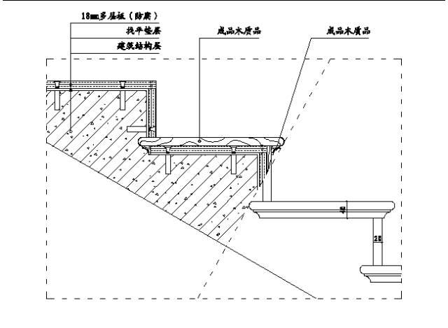 精装修工程细部节点构造施工示意图,就是这么全!_19