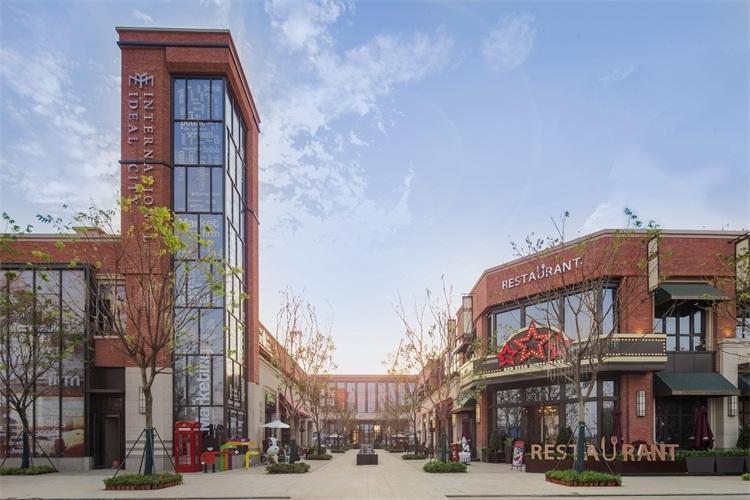 [湖北]武汉光谷绿地·国际理想城启动区建筑模型设计
