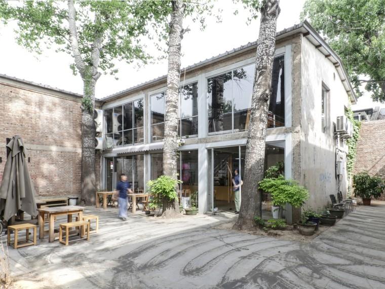 北京798VOYAGE咖啡店