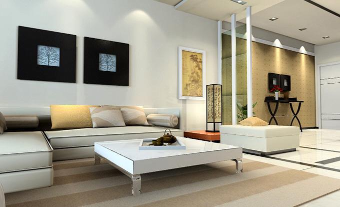 60室内家装现代风格图片欣赏