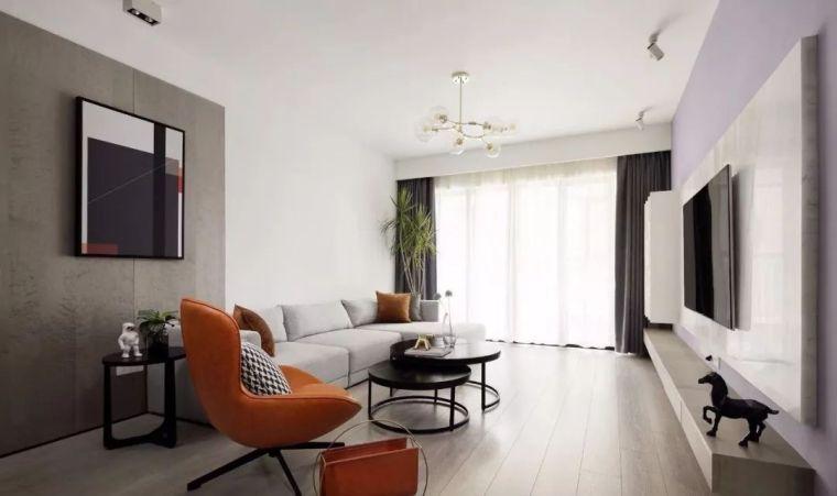 135平新房清新舒适,让人一看就喜欢