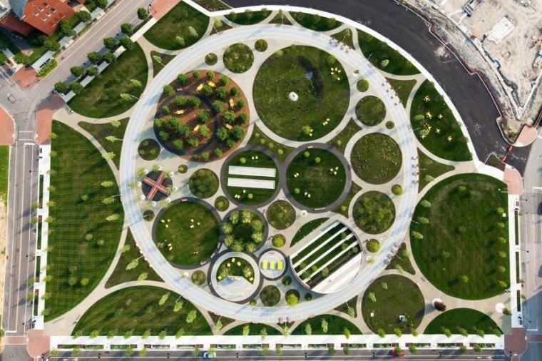 2019全球景观案例大盘点——100套公园景观_13