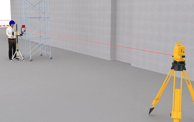 BIM技术在施工现场测量放样中的应用(汇报模板附视频)