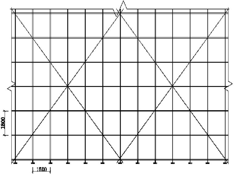 框剪结构高层住宅落地式脚手架施工方案(图文并茂)