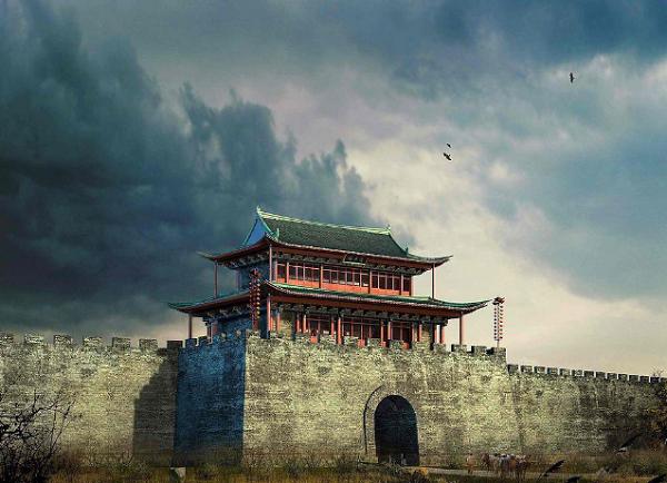 中国古建筑的历史发展与文化意义