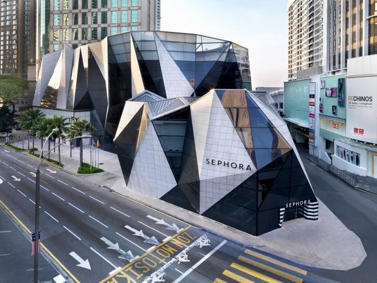 马来西亚吉隆坡升喜廊改造