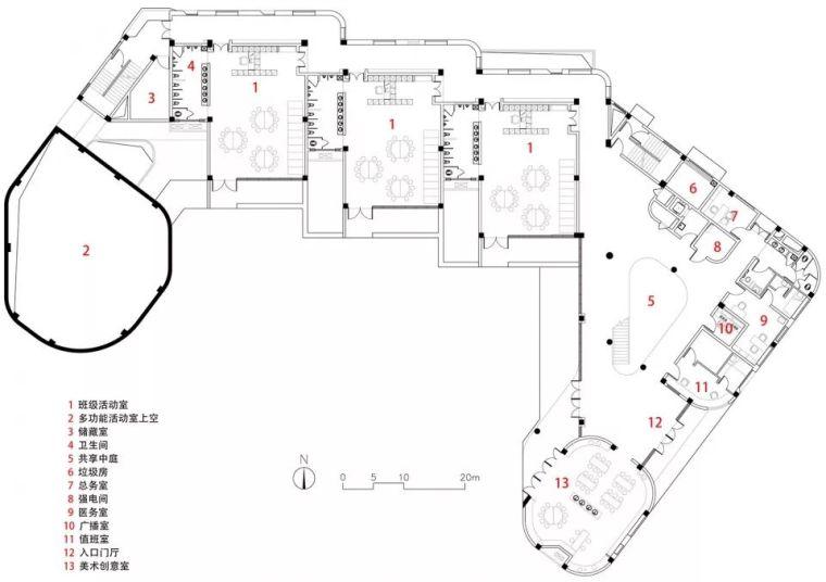 杭州市胜利小学附属幼儿园设计,浙江/浙江大学建筑设计研究院_17