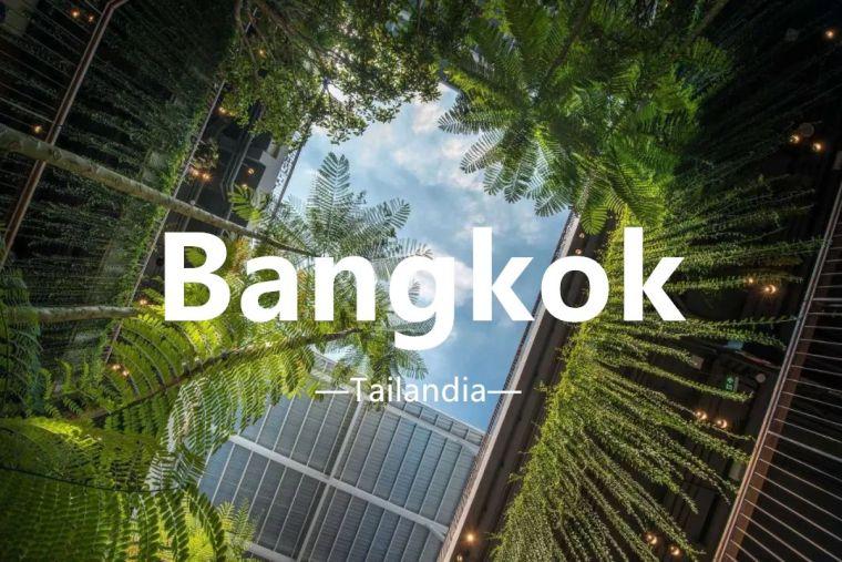 9月我们一起去商业天堂曼谷,专业线路考察最新商业、顶级住宅公