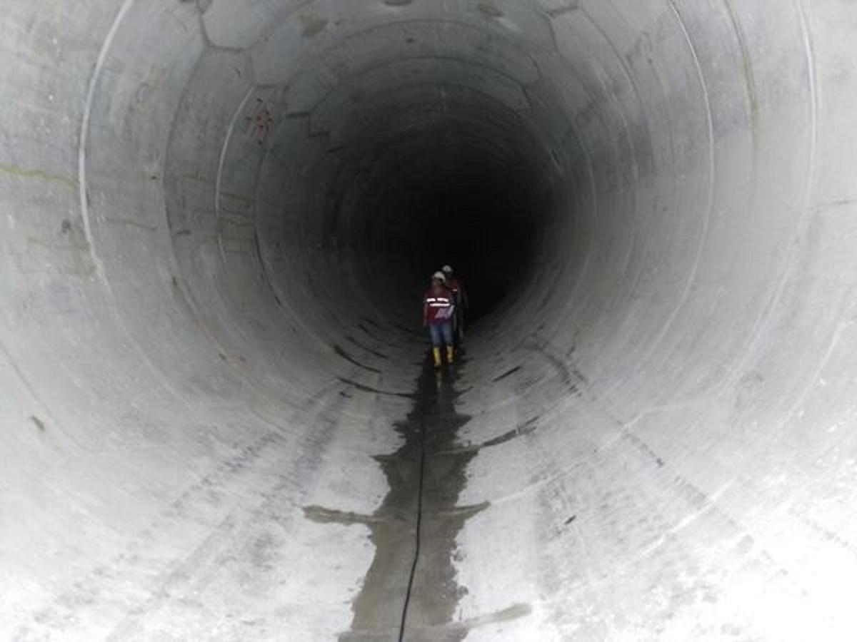 水电站引水隧洞工程施工组织设计