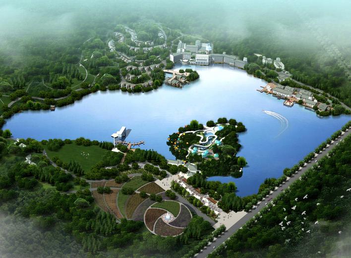 [福建]泰宁生态休闲旅游综合体规划设计文本