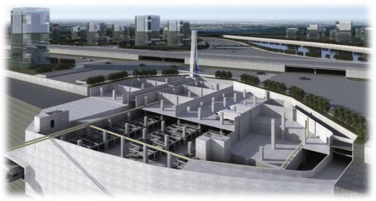 城市地下综合管廊建设概况与规划设计要点
