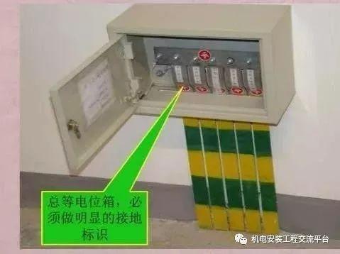 图解防雷及接地安装施工工艺|附技术交底_10