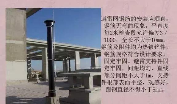图解防雷及接地安装施工工艺|附技术交底_22