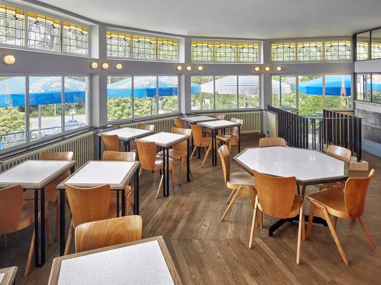 荷兰BlauweTheehuis酒吧餐厅
