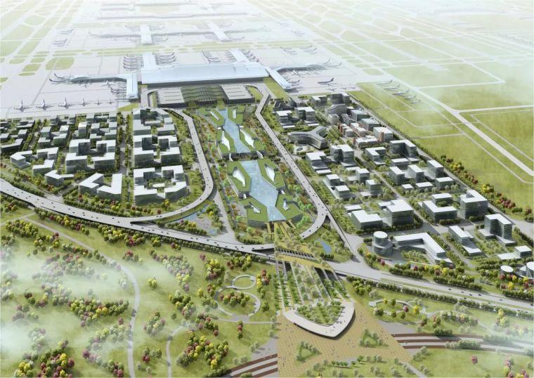 你从西安最新机场航站楼设计看出大唐长安的影子了么?