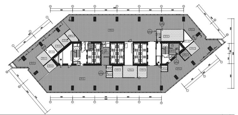 CRC-特斯拉中国总部办公&北京科技创新中心施工图+官方摄影+设计规范