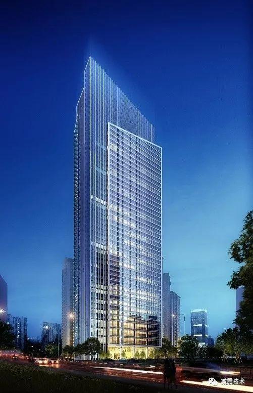 超高层钢结构的减震设计与分析